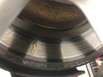 audi a3 rear brake discs